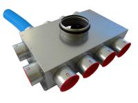 bioxX Luft-Verteilsystem