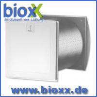 KWL EC 60 PRO FF - EcoVent KWL-Gerät mit Feuchtfühler für Einzelräume