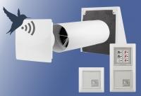 SingleBox SB50 Funk  - dezentrale Lüftung für Einzelräume