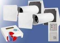 Taupunkt Entfeuchtungs - Lüftungssystem - Wärmerückgewinnung  ELS-WR2