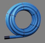 Kunststoff Flexrohr Lüftungsrohr DN75 50 m antistatisch