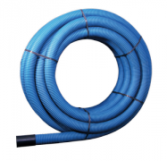 Flexibles Lüftungsrohr 75 mm, 50 m, Bundpreis 105 € - bx-LR 75