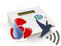 Taupunkt Entfeuchtungs - Steuergerät bx-ESG Funk (Lüftungssteuerung)