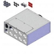 FRS-VK 10-75/160 - FlexPipe Verteilerkasten 10x rund DN75, 1x DN160
