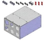 FRS-VK 6-75/125 - FlexPipe Verteilerkasten 6x rund DN75, 1 x DN125