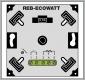 Externer Sollwertsteller REB-ECOWATT