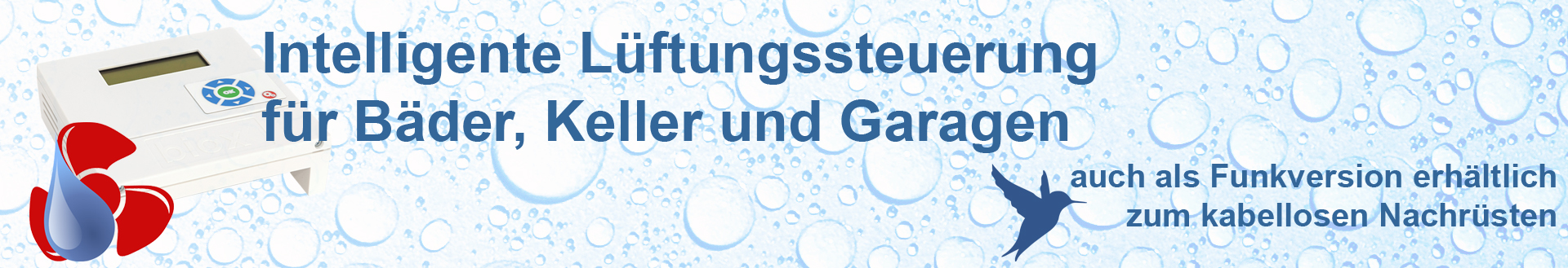 Gebäudetrocknung / Dehumidification